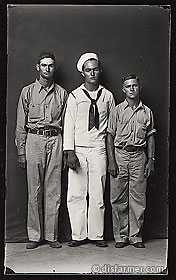 Three Military Men